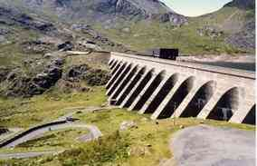 TFfestiniog Pumped-Storage Scheme in north Wales.