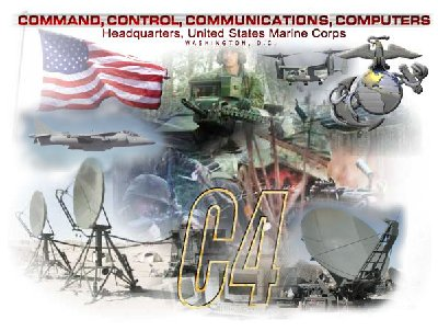 Command, Control, Communications and Computers - Head Quarters Marine Corps