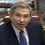 Paul Wolfowitz: Photo credit unavailable